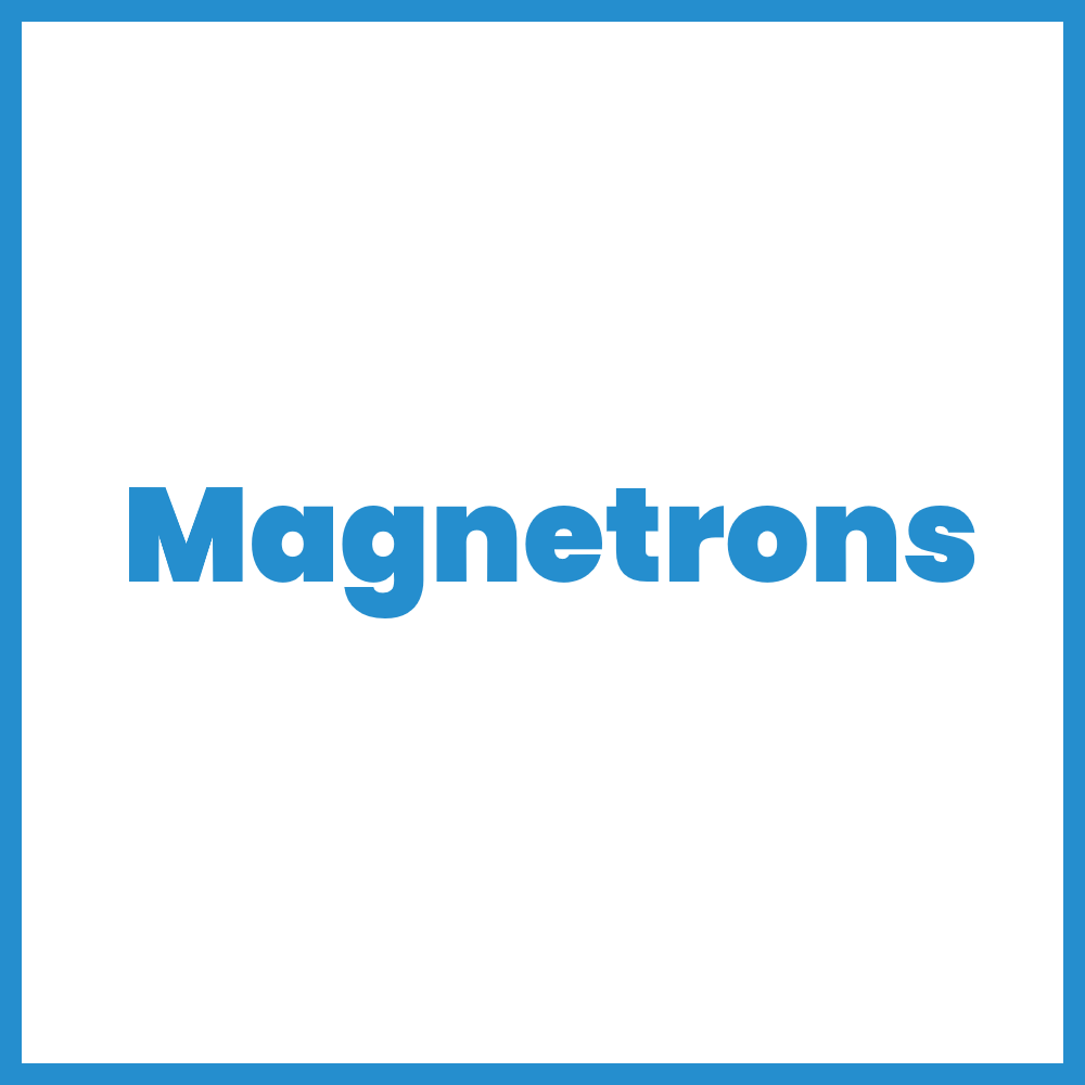 (Combi) magnetrons